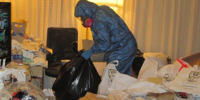 hoarding cleanup specialist